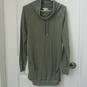 Liz Lange Maternity Cowl Sweatshirt